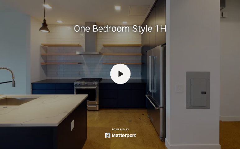 One Bedroom Style 1H