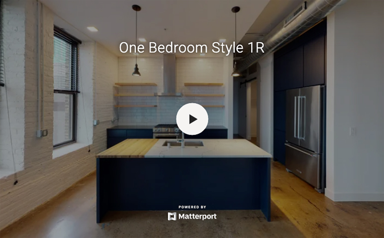 One Bedroom Style 1R