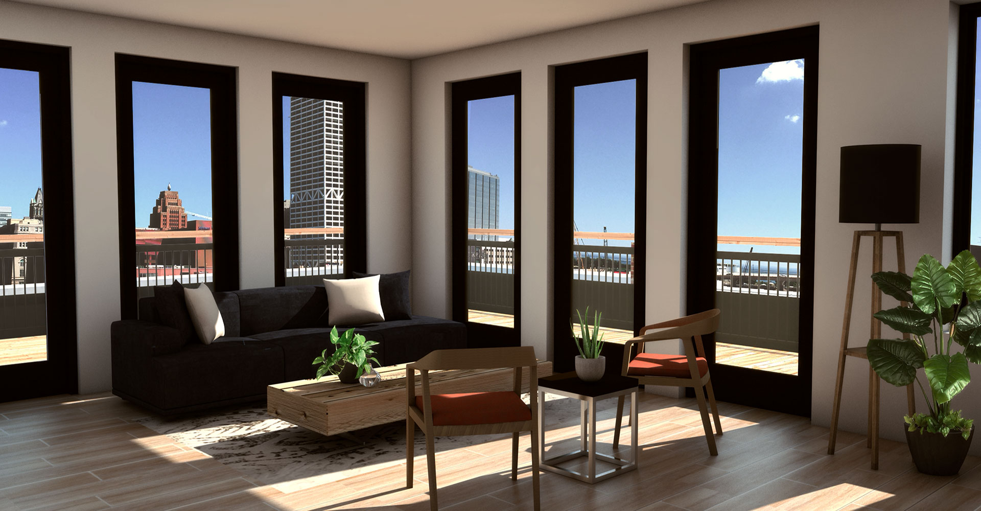 NorthEast Penthouse