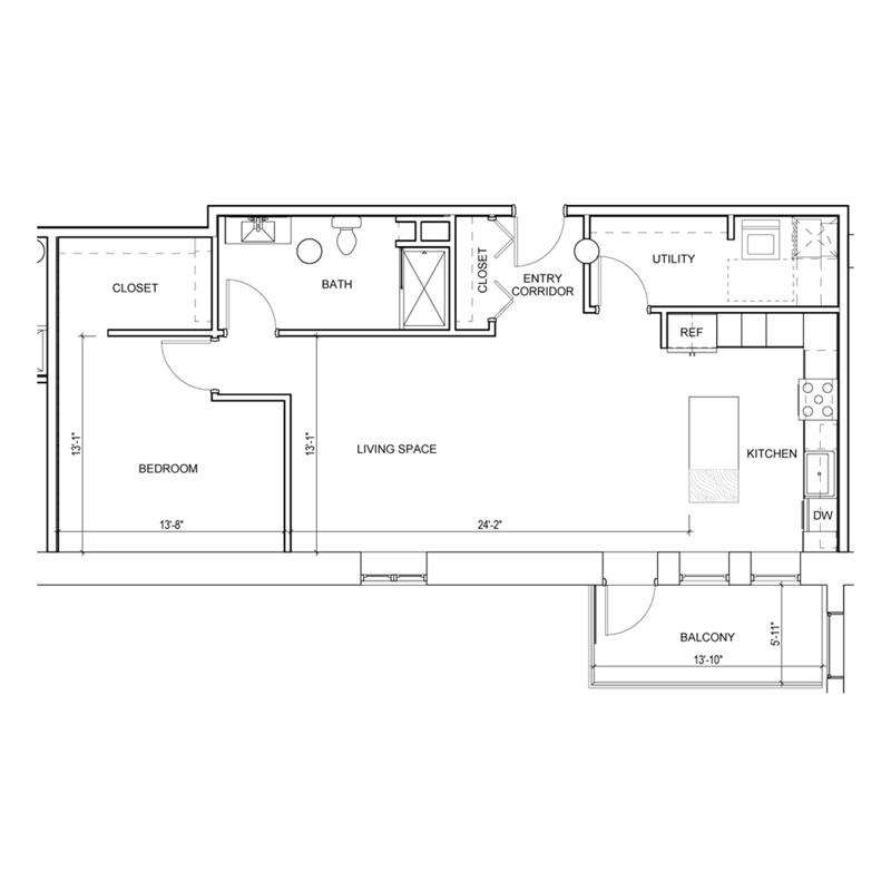 Floor Plan 1Q