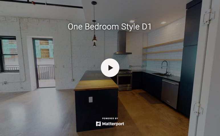 One Bedroom Style D1